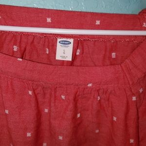 🍁🍂long sleeved old navy size L🍁🍂